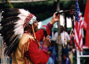 Roy Sebastian - Chief Hockeo Eastern Pequot Tribal Nation