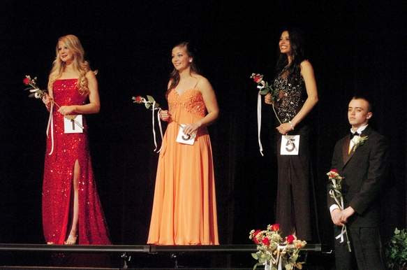Brianna Rocha placed 2nd runner up in the annual Miss Plainfield Pageant. Photo courtesy of the Norwich Bulletin. Easternpequottribalnation.com claims no rights to this photo.