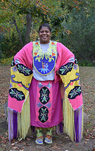 La'Tasha Maddox - Eastern Pequot Tribal Nation Councilor