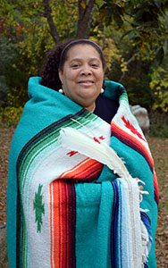 Joanne Silva Njoka - Eastern Pequot Tribal Nation Councilor