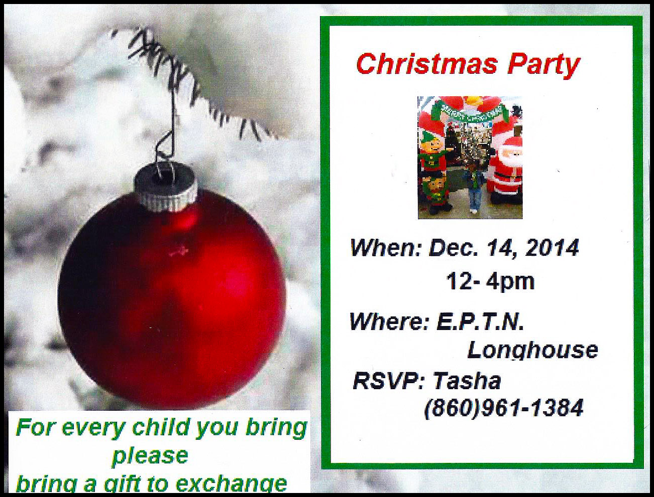 EPTN Holiday Party