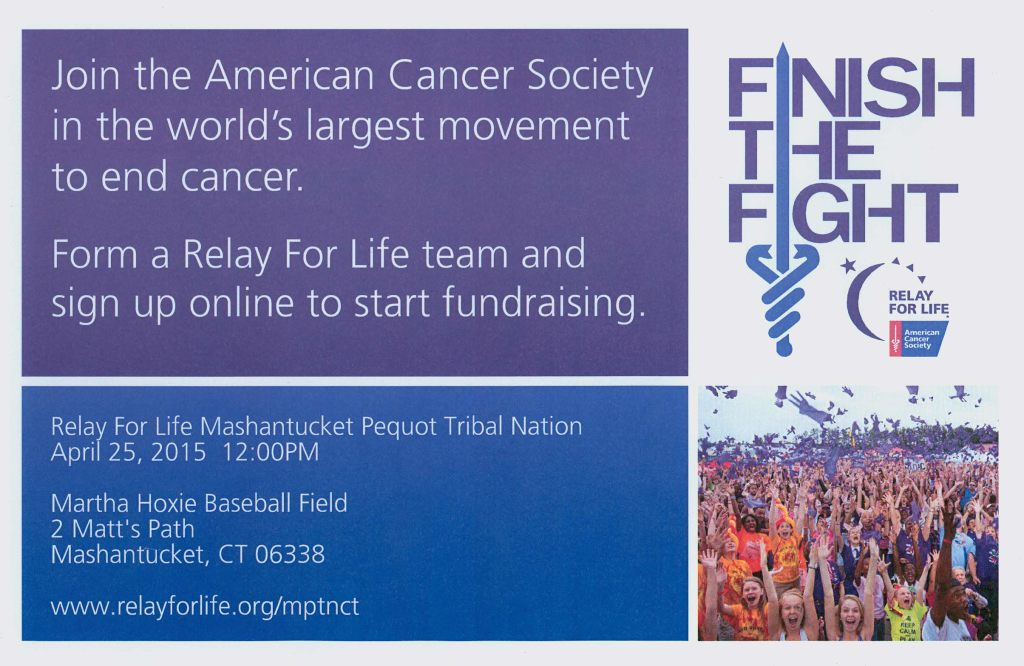 2015 MPTN Relay for Life